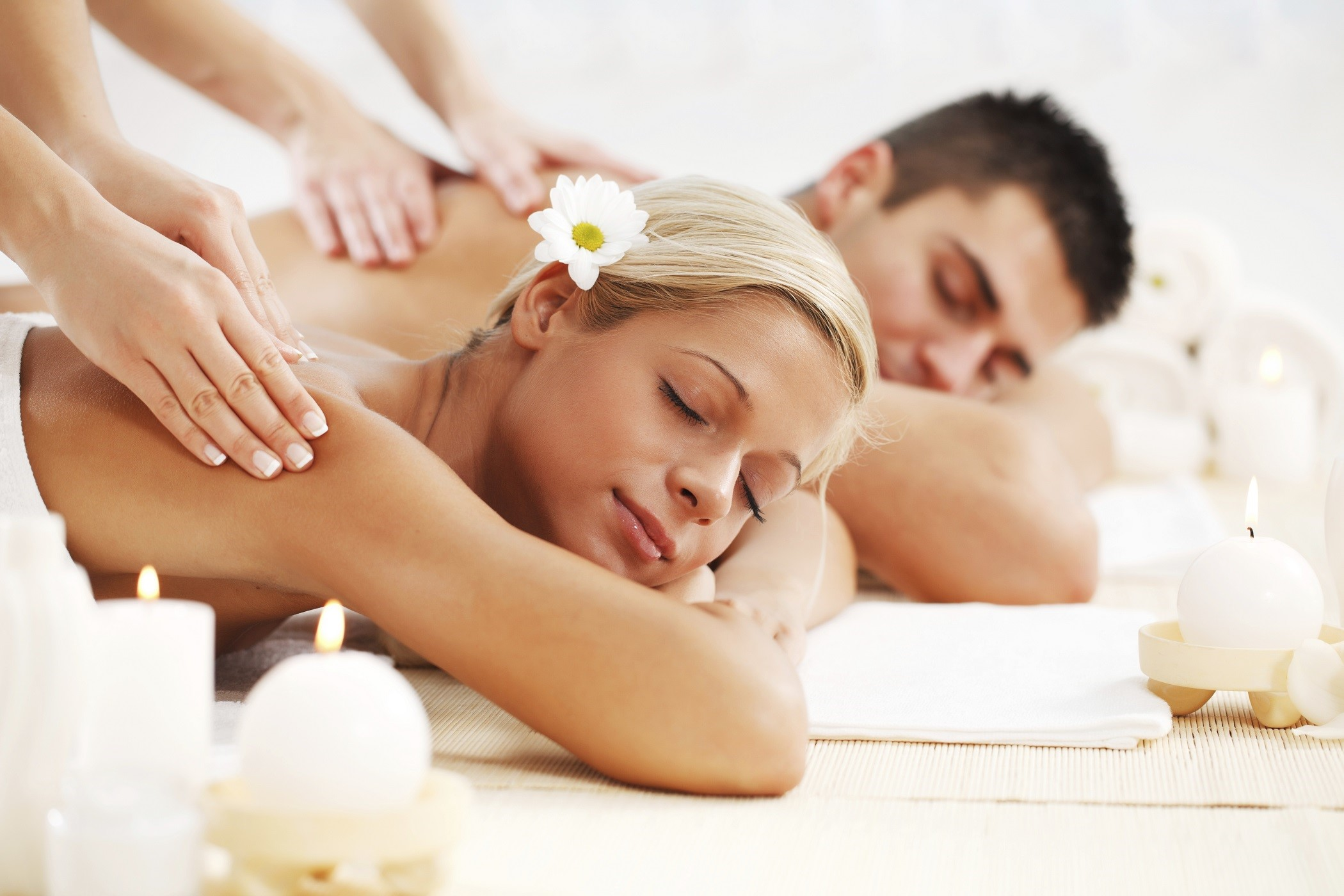 Magic - It's Wonderful to Relieve Stress and Pain by Massage Therapy!